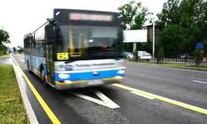 Какой штраф за езду по автобусной полосе