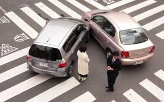 Какие действия после ДТП со страховой
