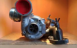 Как проверить турбину на бензиновом двигателе