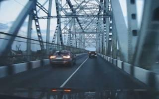 Обгон на мосту лишение или штраф