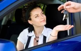 Договор сдачи в аренду автомобиля физическому лицу
