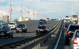 Лишение водительских прав за встречку