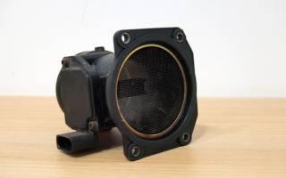 Как проверить расходомер воздуха на дизеле
