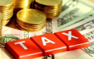 Штраф за неуплату транспортного налога физическим лицом