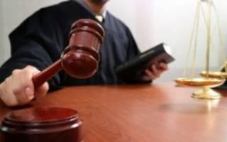 Поиск судебного решения по фамилии